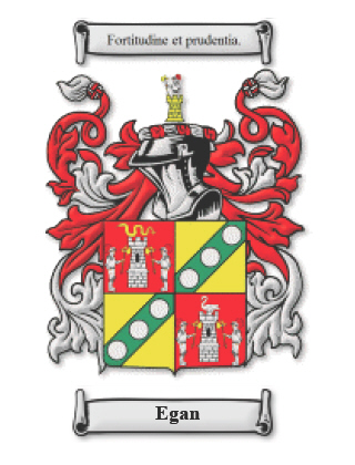 Egan Family Coat of Arms